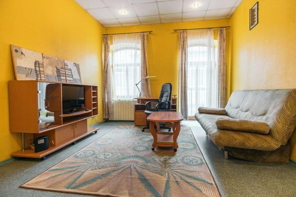 Comfort-Doppelzimmer zur Einzelnutzung - Wohnzimmer