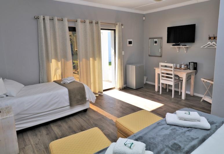 Tiende Laan Bed & Breakfast, Уолфиш-Бей, Двухместный номер «Делюкс» с 1 двуспальной кроватью, Номер