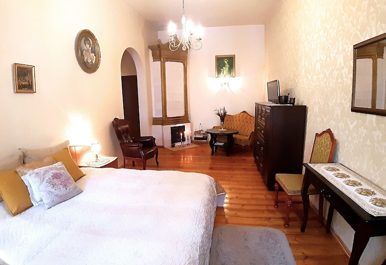 French Decor Apartment, Vilnius, Ekskluzivna soba, Soba