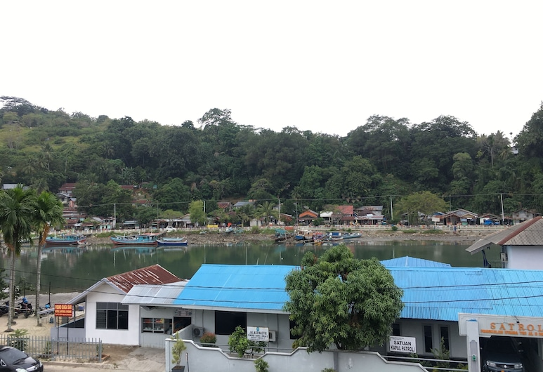 SPOT ON 2051 Sho Family Homestay & Resto, Padang, View from Hotel