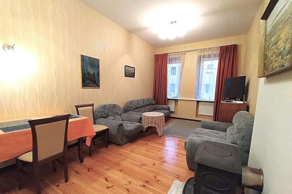 Comfort tweepersoonskamer, voor 1 persoon - Woonkamer