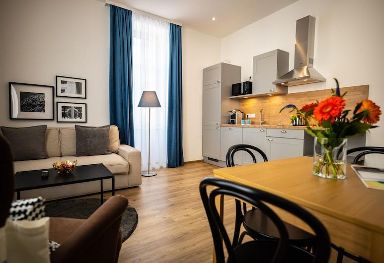 Jimmy's Apartments 3, Wenen