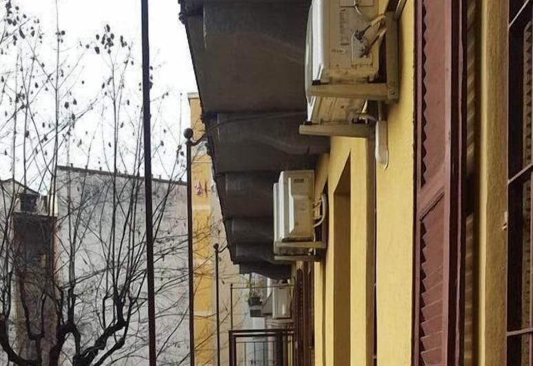 Kibilù - Piazzale Ghirlandaio, Milan, City Apartment, 1 Bedroom, Balcony