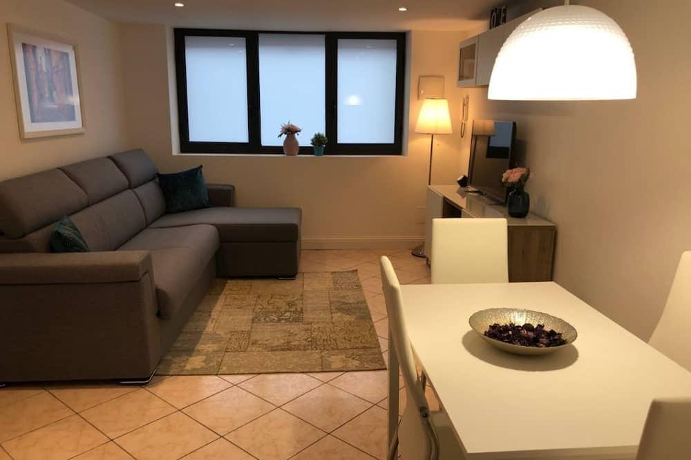 Comfort Apartment, 1 Bedroom - Living Area