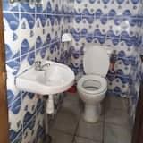 Darījumklases divvietīgs numurs - Vannasistabas duša