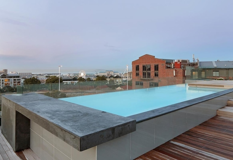 The Docklands 511, Cape Town, Rooftop Pool