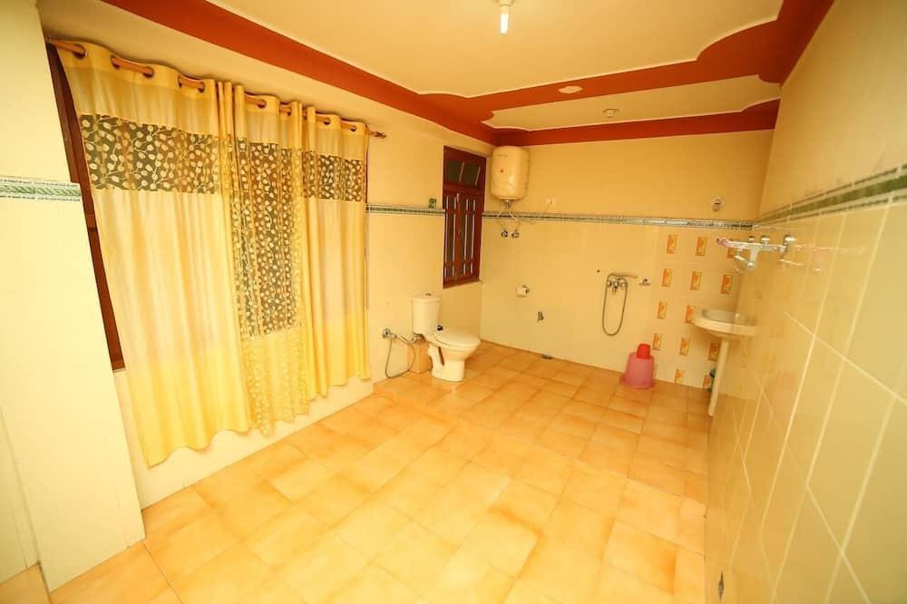 Apartament rodzinny typu Studio - Łazienka