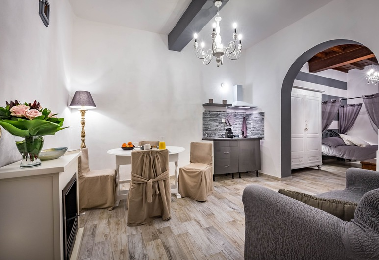 Angel's House, Florence, Appartement, 1 chambre, Coin séjour