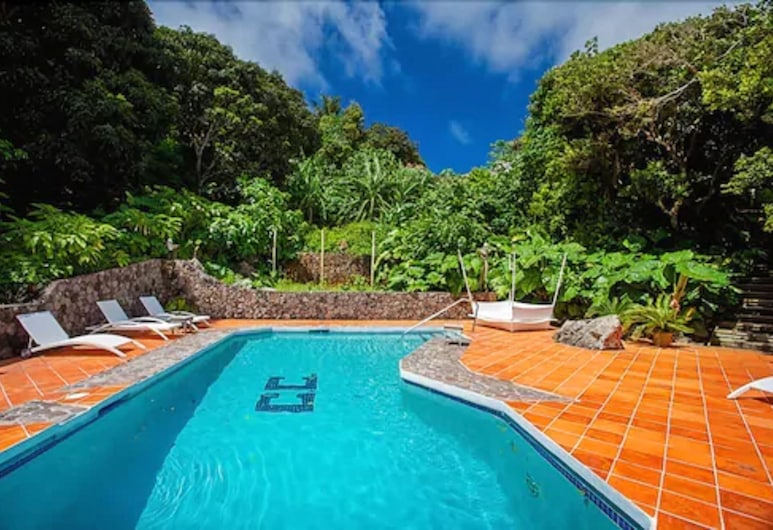 The Cottage Club Hotel, Windward Side, Pool