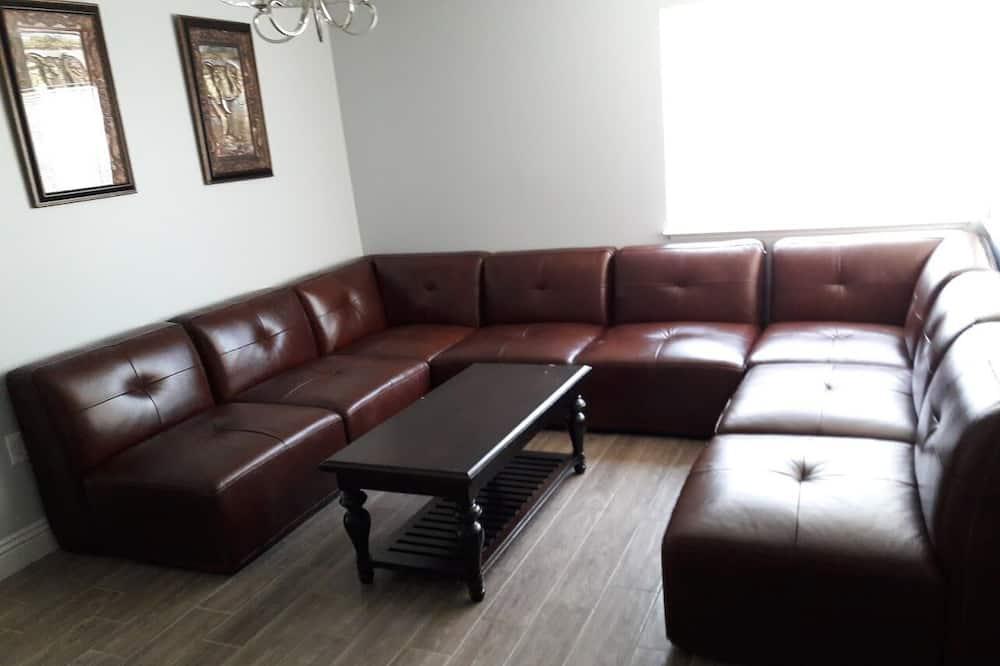Dom typu Basic - Obývacie priestory