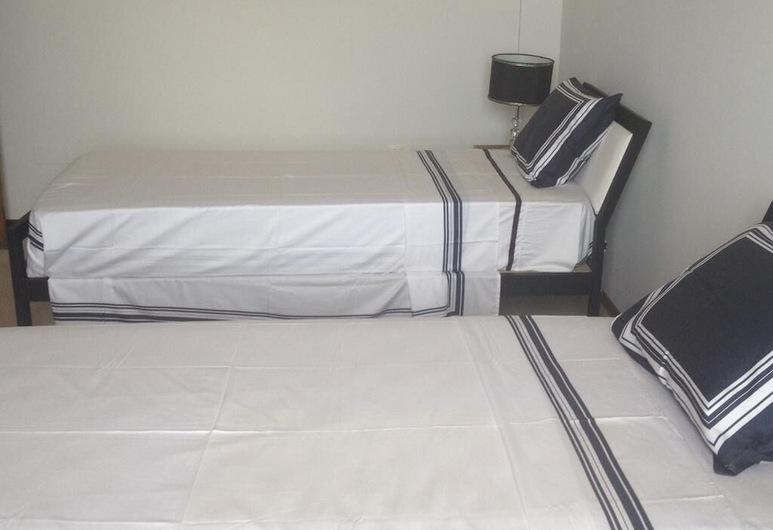 蒙特卡拉住宅飯店, 聖維森特, 雙人或雙床房, 共用浴室, 客房