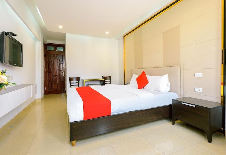 OYO 461 Hotel Ngan Ha, Hanojus, Liukso klasės dvivietis kambarys, Svečių kambarys