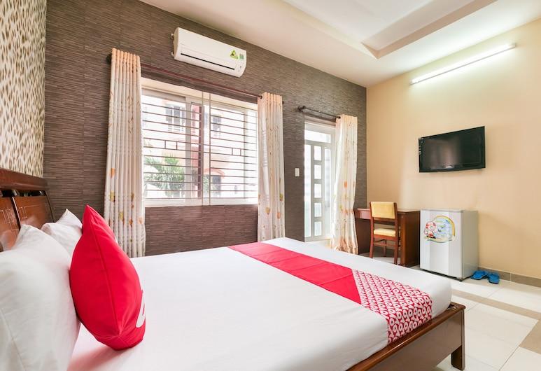 OYO 568 Hoang Long, Ho Chi Minh City, Superior szoba kétszemélyes ággyal, Vendégszoba kilátása