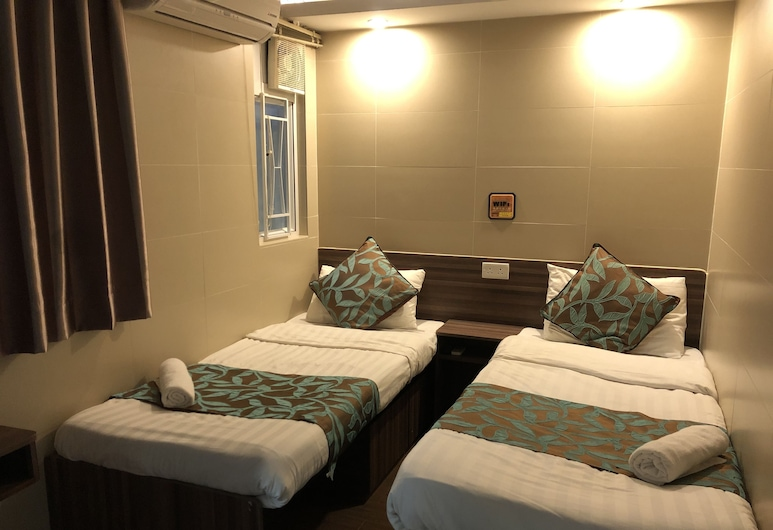 Starry Inn, Kowloon, Deluxe Twin Room, Guest Room