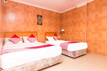 Picture of OYO 1581 Hotel Grand Palace in Batam