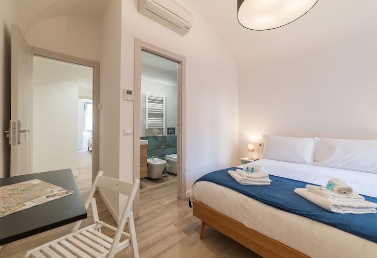 Roma Station House, רומא, חדר סופריור זוגי, חדר אורחים