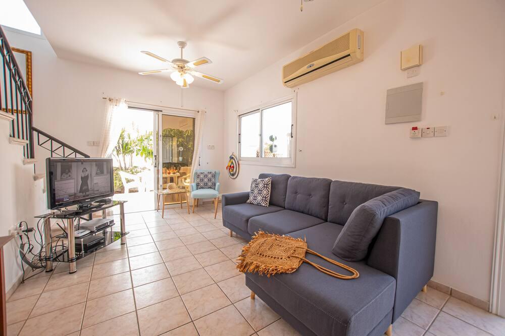 Casa básica - Sala de estar