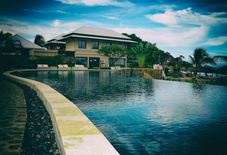 Palm Beach Resort & Spa, Nosy Be, Piscine en plein air