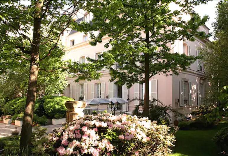 Hôtel des Grandes Ecoles, Παρίσι, Κήπος