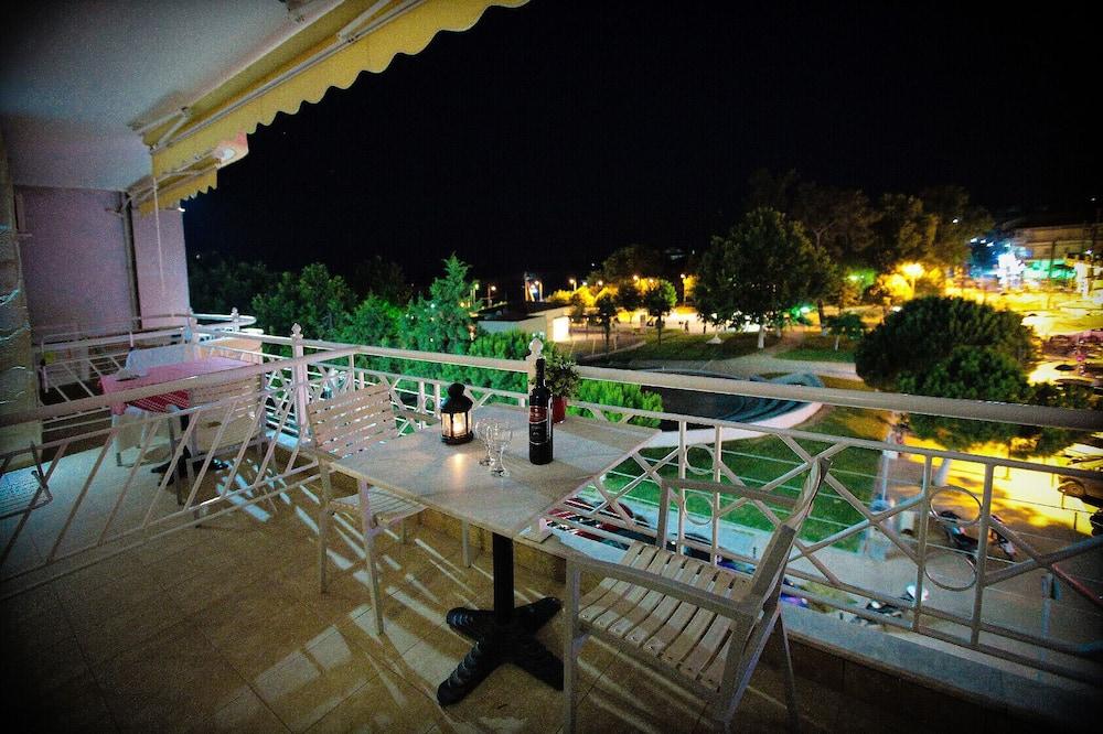 Habitación doble Confort, vista al mar - Balcón