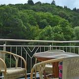 Апартаменты, 3 спальни (incl. EUR 35 Cleaning fee) - Балкон