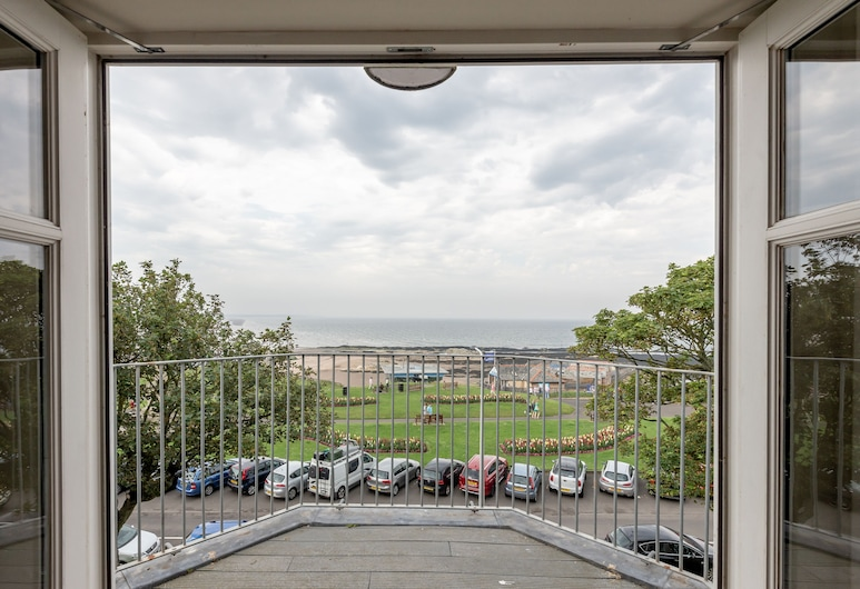 Spectacular Penthouse 100yds Old Course, St. Andrews, Apartmán typu Deluxe, Balkón