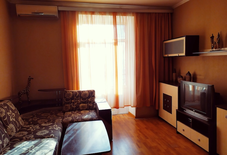 KyivHome Basseyna 17 City centre, Kyiv, Appartement, Woonkamer