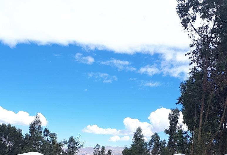 Huaraz Lodge and Bungalows, Huaraz, Dziedziniec