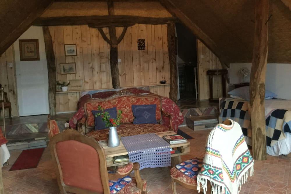 Cottage - Coin séjour
