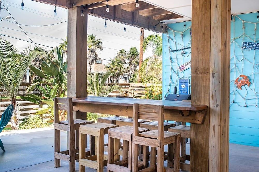 獨棟房屋, 4 間臥室 - 海灘酒吧