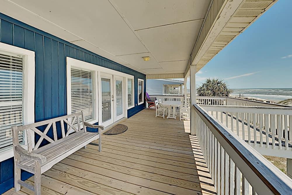 Будинок, 4 спальні - Балкон