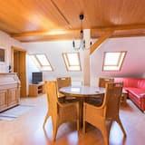 Apartamento (Bergblick) - Sala de estar