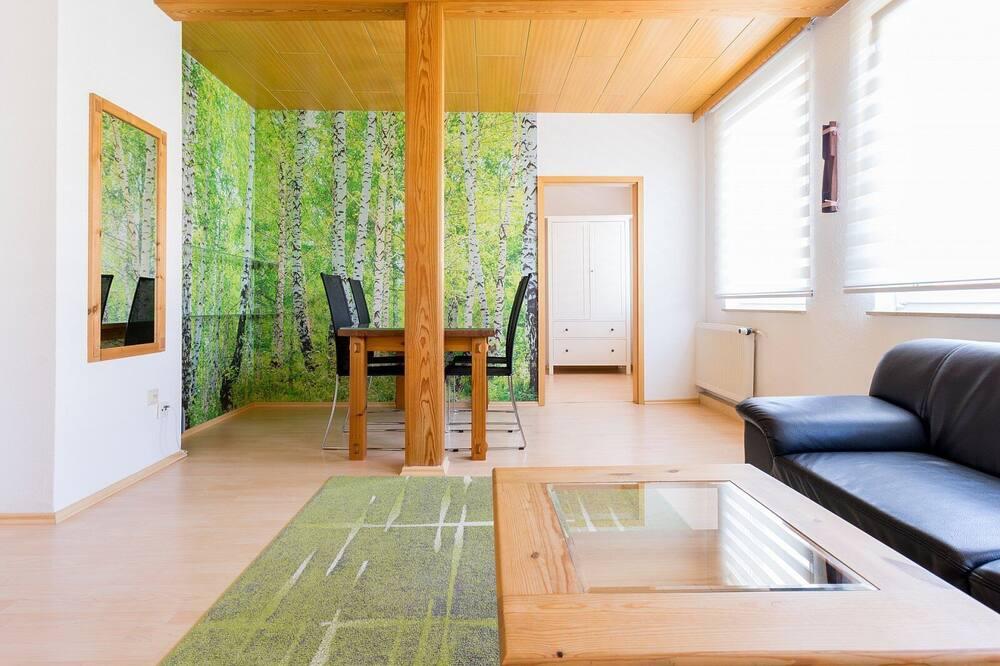 Apartamento (Birkenwald) - Sala de estar