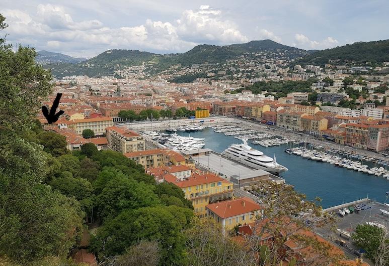 Studio Mezzanine Port de Nice, Nice, Vue aérienne