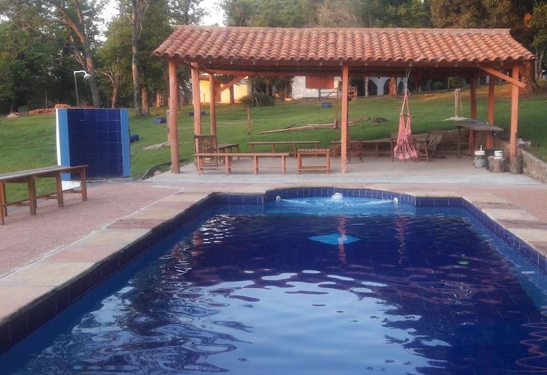 Hotel Rural Jerutì, Coronel Oviedo, Basen odkryty