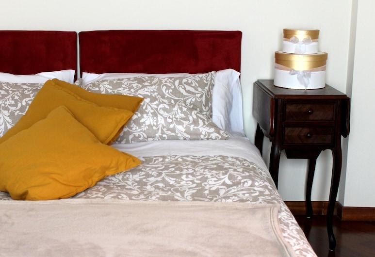 San Leonardo B&B, Campobasso, Pokój z 2 pojedynczymi łóżkami, widok na miasto (1), Pokój