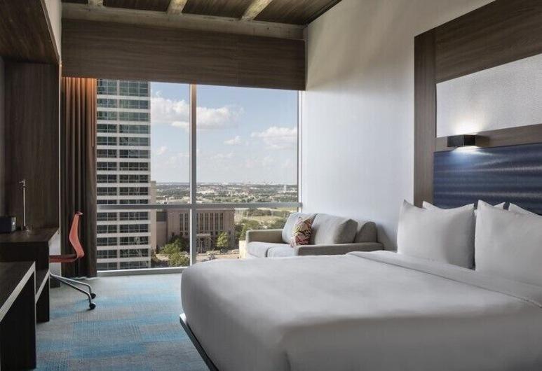 Aloft by Marriott Omaha West, Elkhorn, aloft, Suite, 1 King Bed, Non Smoking, Guest Room