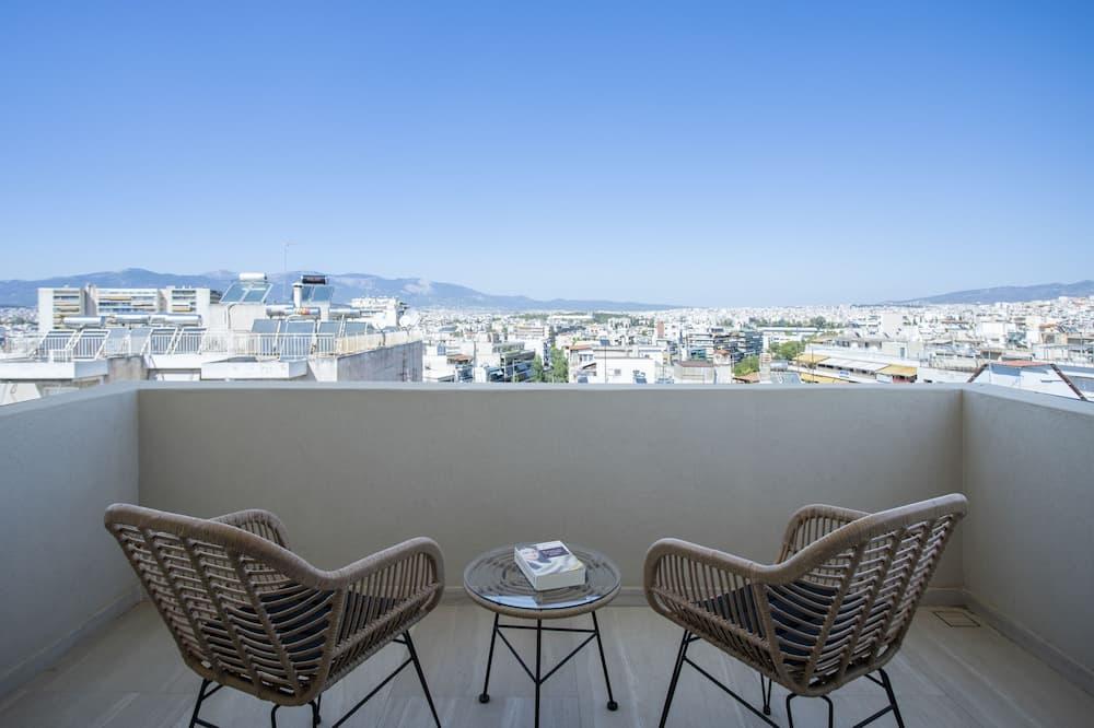 Superior Room (Athens View) - Balkoni
