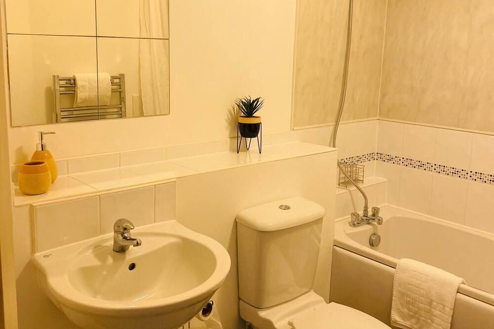 Apartment, Private Bathroom (Penthouse Apartment) - Bathroom