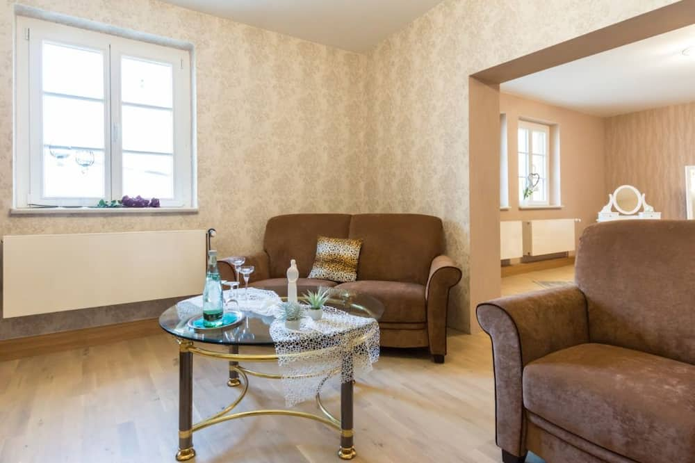 Comfort dubbelrum (Mägde Stube) - Vardagsrum
