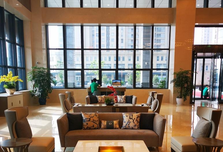 Holiday Inn Jiashan, Jiaxing, Lobby Lounge