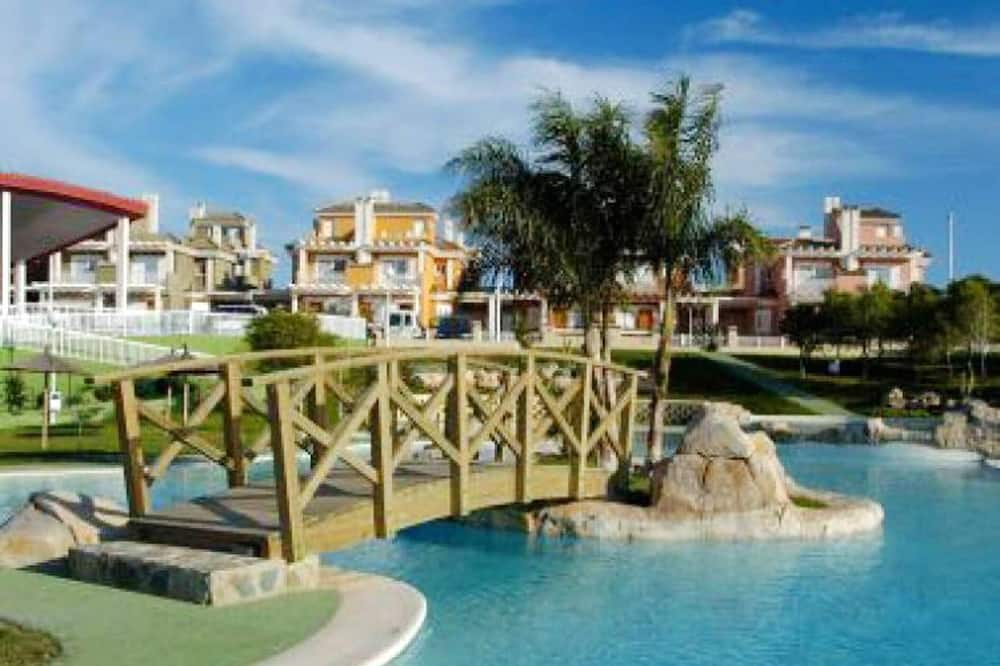 House With 3 Bedrooms in Monte Faro, With Shared Pool, Furnished Terrace and Wifi - 1 km From the Beach