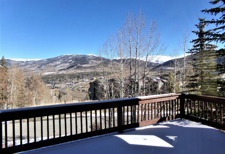 Fawn Townhome 4 bed 3 bath HTJP4, Silverthorne, Townhome, Balcony