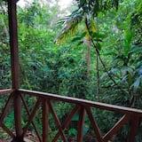 Cabin dành cho gia đình - Ban công