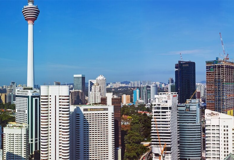 Soho Suites by the Betty Roux, Kuala Lumpur, City view from property