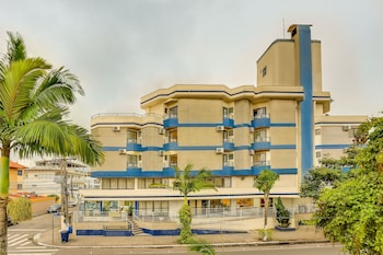 Obrázek hotelu Boulevard Central Canasvieiras Hotel ve městě Florianopolis