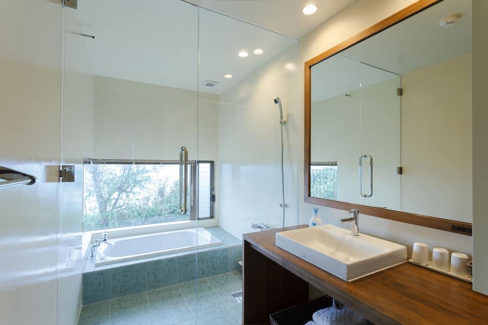 グリーンルーム - バスルーム