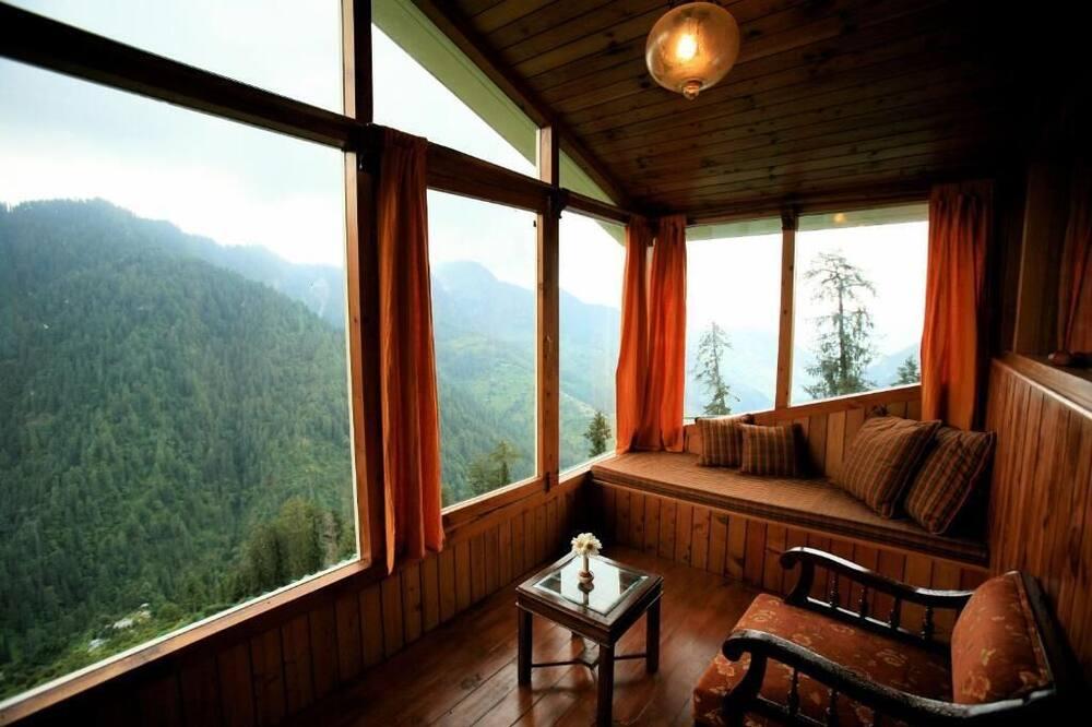 Pokoj Classic s dvojlůžkem - Obývací pokoj