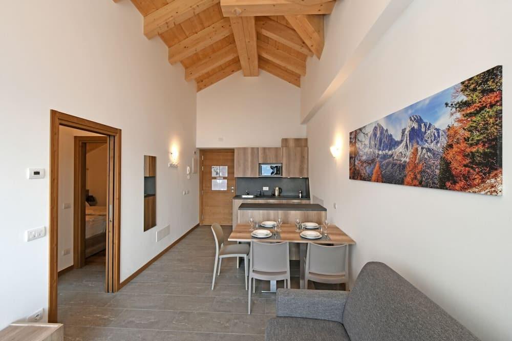 Departamento, 2 habitaciones (Trilo - 6 Adults) - Sala de estar