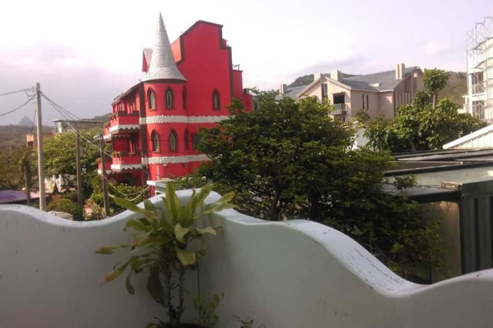 豪華雙人房 - 街道景觀
